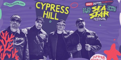 Cypress Hill na Sea Star Festivalu!x