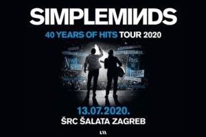 Simple Minds u Zagrebu!