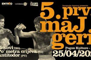 Prvi Maj Geri festival dolazi u Rijeku 25.4.2020.