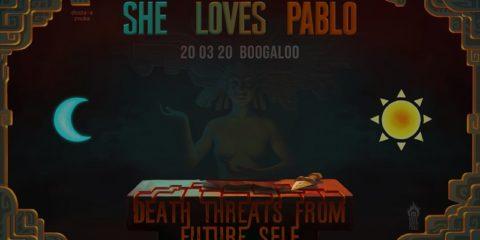 She Loves Pablo najavili goste na velikom koncertu 20.3. Boogaloo x