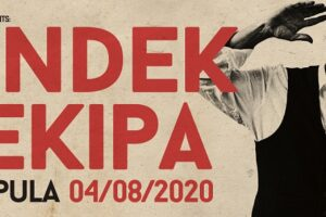 Darko Rundek i Ekipa na pulskom Kaštelu 4.kolovoza